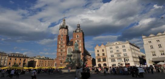 Cracow marché