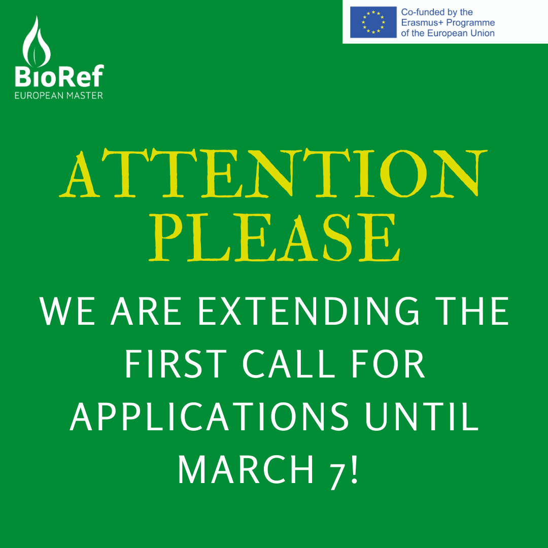 FIRST CALL FOR APPLICATION IS NOW OPEN UNTIL MARCH 7 2020 !
